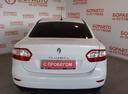 Подержанный Renault Fluence, белый, 2010 года выпуска, цена 388 000 руб. в Воронежской области, автосалон