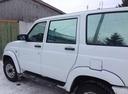 Подержанный УАЗ Patriot, белый , цена 470 000 руб. в Челябинской области, хорошее состояние