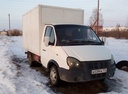 Подержанный ГАЗ Газель, белый , цена 130 000 руб. в Челябинске, хорошее состояние