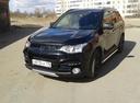 Подержанный Mitsubishi Outlander, черный , цена 1 170 000 руб. в Санкт-Петербурге, отличное состояние