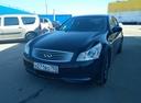 Подержанный Infiniti G-Series, черный , цена 490 000 руб. в Нижнем Новгороде, отличное состояние