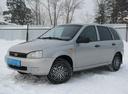 Подержанный ВАЗ (Lada) Kalina, серебряный, 2011 года выпуска, цена 199 000 руб. в Екатеринбурге, автосалон