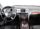 Подержанный Audi A6, черный, 2008 года выпуска, цена 505 000 руб. в Санкт-Петербурге, автосалон РОЛЬФ Лахта Blue Fish