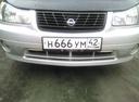 Подержанный Nissan Liberty, серебряный , цена 200 000 руб. в Кемеровской области, отличное состояние