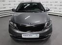 Подержанный Kia Rio, серый, 2017 года выпуска, цена 530 000 руб. в Уфе, автосалон Браво Авто