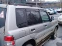 Подержанный Mitsubishi Pajero Pinin, серый , цена 239 000 руб. в Екатеринбурге, отличное состояние
