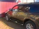Подержанный Mitsubishi Pajero Sport, коричневый металлик, цена 1 399 900 руб. в республике Татарстане, отличное состояние