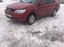 Подержанный Fiat Albea, красный , цена 200 000 руб. в Нижнем Новгороде, хорошее состояние