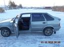 Подержанный ВАЗ (Lada) 2114, серебряный , цена 150 000 руб. в Челябинской области, хорошее состояние