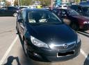 Подержанный Opel Astra, черный , цена 599 000 руб. в Пензе, отличное состояние