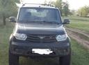 Подержанный УАЗ Patriot, черный металлик, цена 800 000 руб. в Самаре, отличное состояние