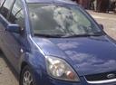 Подержанный Ford Fiesta, синий металлик, цена 260 000 руб. в республике Татарстане, хорошее состояние