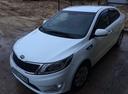 Подержанный Kia Rio, белый , цена 470 000 руб. в ао. Ханты-Мансийском Автономном округе - Югре, отличное состояние