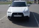 Подержанный Mitsubishi ASX, белый перламутр, цена 720 000 руб. в Пензе, отличное состояние