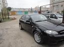 Подержанный Chevrolet Lacetti, черный , цена 270 000 руб. в Воронежской области, хорошее состояние