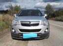 Подержанный Opel Antara, серебряный , цена 920 000 руб. в Смоленской области, отличное состояние