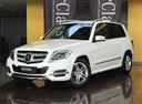 Подержанный Mercedes-Benz GLK-Класс, белый, 2014 года выпуска, цена 1 734 000 руб. в Казани, автосалон