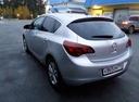 Подержанный Opel Astra, серебряный металлик, цена 530 000 руб. в Челябинской области, хорошее состояние