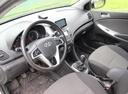 Подержанный Hyundai Solaris, серебряный , цена 415 000 руб. в Самаре, отличное состояние