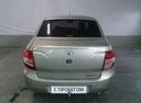 Подержанный ВАЗ (Lada) Granta, серебряный, 2012 года выпуска, цена 249 000 руб. в Саратове, автосалон АвтоФорум 64