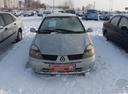 Подержанный Renault Symbol, серебряный, 2002 года выпуска, цена 89 000 руб. в Тюмени, автосалон
