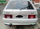 Подержанный ВАЗ (Lada) 2114, серебряный , цена 120 000 руб. в Пензенской области, хорошее состояние