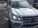 Подержанный Mercedes-Benz GL-Класс, серебряный , цена 1 425 000 руб. в Санкт-Петербурге, хорошее состояние