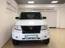 Подержанный УАЗ Patriot, белый, 2014 года выпуска, цена 460 000 руб. в Екатеринбурге, автосалон
