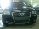 Подержанный Audi A8, черный , цена 450 000 руб. в Смоленской области, хорошее состояние