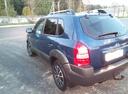 Подержанный Hyundai Tucson, синий перламутр, цена 400 000 руб. в ао. Ханты-Мансийском Автономном округе - Югре, среднее состояние