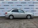 Подержанный Kia Rio, серебряный, 2002 года выпуска, цена 155 000 руб. в Калуге, автосалон Мега Авто Калуга