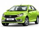 Новый ВАЗ (Lada) Vesta, зеленый , 2017 года выпуска, цена 661 900 руб. в автосалоне Лада Центр Севастополь