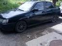 Подержанный ВАЗ (Lada) 2110, черный , цена 70 000 руб. в Саратове, хорошее состояние