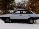 Подержанный ВАЗ (Lada) 2109, голубой металлик, цена 80 000 руб. в Смоленской области, хорошее состояние