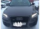 Подержанный Audi Q5, сиреневый , цена 1 100 000 руб. в Челябинской области, отличное состояние