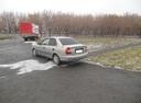 Подержанный Hyundai Accent, бежевый, 2005 года выпуска, цена 217 000 руб. в Тюмени, автосалон