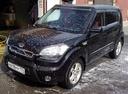 Подержанный Kia Soul, черный , цена 385 000 руб. в Челябинской области, хорошее состояние