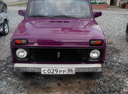 Подержанный ВАЗ (Lada) 4x4, бордовый , цена 165 000 руб. в ао. Ханты-Мансийском Автономном округе - Югре, хорошее состояние