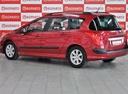 Подержанный Peugeot 308, красный, 2008 года выпуска, цена 320 000 руб. в Воронежской области, автосалон БОРАВТО Эксперт Борисоглебск