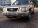 Подержанный Subaru Forester, серый , цена 250 000 руб. в ао. Ханты-Мансийском Автономном округе - Югре, хорошее состояние