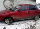 Подержанный ВАЗ (Lada) 2110, красный , цена 65 000 руб. в Челябинской области, хорошее состояние