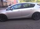 Подержанный Opel Astra, серебряный , цена 450 000 руб. в Кемеровской области, отличное состояние