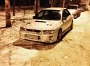 Авто Subaru Impreza, , 1997 года выпуска, цена 200 000 руб., Сургут