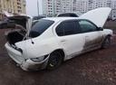 Подержанный Nissan Primera, белый , цена 75 000 руб. в Кемеровской области, битый состояние