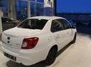 Подержанный Datsun on-DO, белый, 2016 года выпуска, цена 393 000 руб. в Челябинске, автосалон Металл Моторс