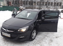 Подержанный Opel Astra, черный , цена 705 000 руб. в Челябинской области, отличное состояние