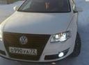 Подержанный Volkswagen Passat, белый , цена 520 000 руб. в Тюмени, отличное состояние