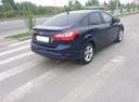 Подержанный Ford Focus, синий металлик, цена 560 000 руб. в Тюмени, отличное состояние
