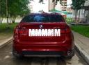Подержанный BMW X6, красный , цена 1 700 000 руб. в Томской области, отличное состояние