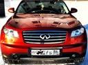 Подержанный Infiniti FX-Series, оранжевый , цена 850 000 руб. в ао. Ханты-Мансийском Автономном округе - Югре, отличное состояние